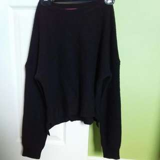 Cotton On Cropped Knitted Jumper