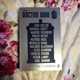 Doctor Who 50th Anniversary Collection