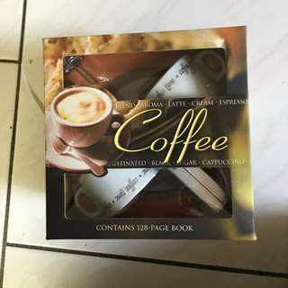 Expresso Cups With Frother For Cappuccino Plus Book