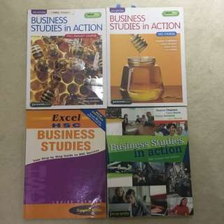 Business Studies Textbooks