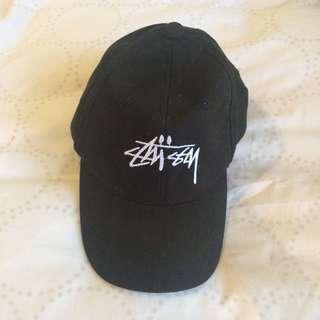 Black Stussy Cap