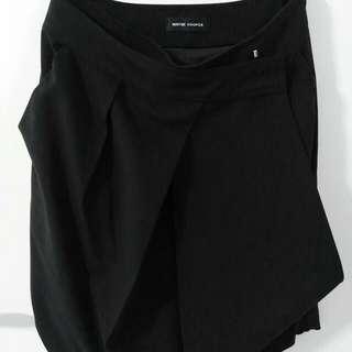 NEW Wayne Cooper Black Skirt