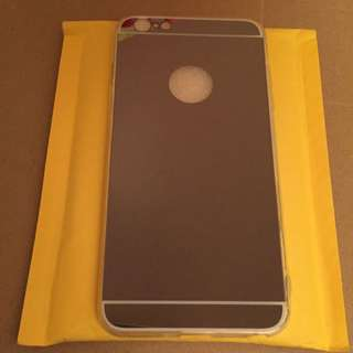 (new) Mirror iPhone 6plus Case (grey)