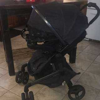 Saftey First Lux Stealth Gravity Stroller