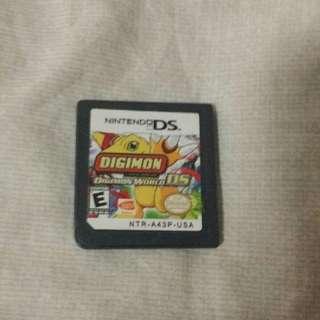 Digimon World Nintendo DS