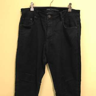 Riders by Lee Slim & Narrow Jeans (Navy, 34)