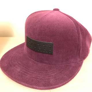 Rusty Purple Cap