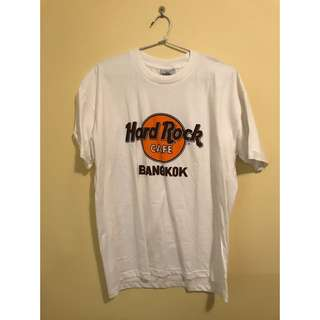 Hard Rock Cafe Bangkok Men's Tee (L)