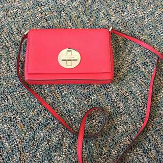 Kate Spade Saffiano Leather Crossbody
