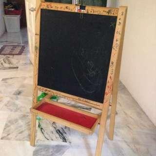 FREE - (Charity) - White&Black Writing Board