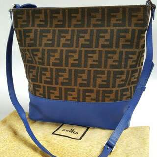 💯% ORIGINAL AUTHENTIC PRELOVED 💯FENDI SHOULDER/CROSSBODY BAG