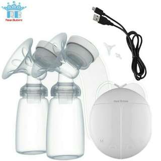 Double Breastpump Bubee