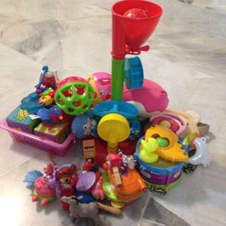 FREE - (Charity)- Bundle Toys For Kids