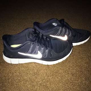 Nike Free Runs 5.0 Black