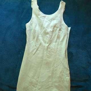 Mint 'Bardot' Dress