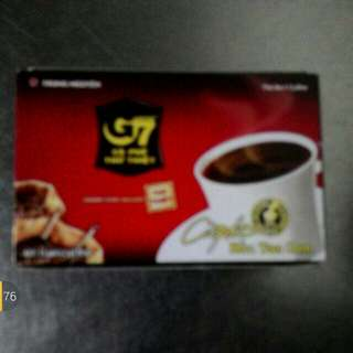 越南黑咖啡