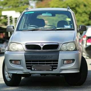 Perodua Kembara DVVT Auto