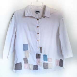 Three Quater Blouse