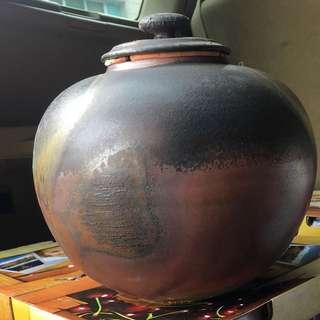 3斤柴燒茶葉罐