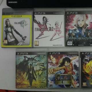 Ps3 2nd Hand Games