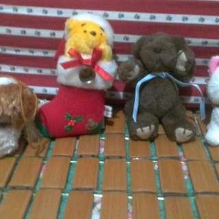 Stuffed Toy Chain