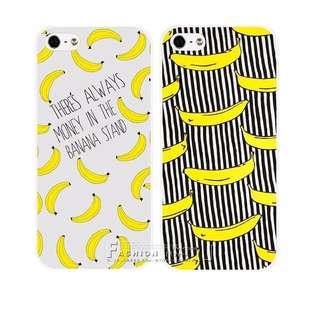 Banana hardcase untuk iphone 6plus/6splus 7/7plus