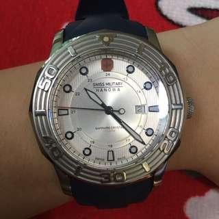 Original Swiss Military Hanowa Unisex Watch
