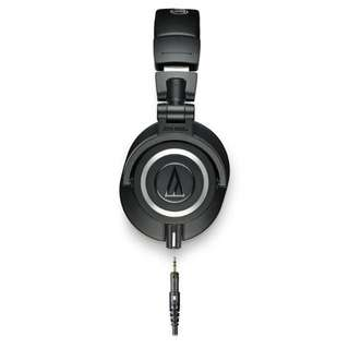 AUDIO-TECHNICA | M50X black/white