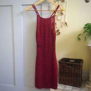 Staple The Label Slip Dress
