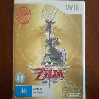 Zelda - Skyward Sword.