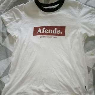Afends Women's Tshirt