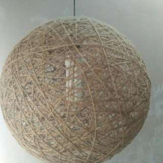 String Lamp Cover
