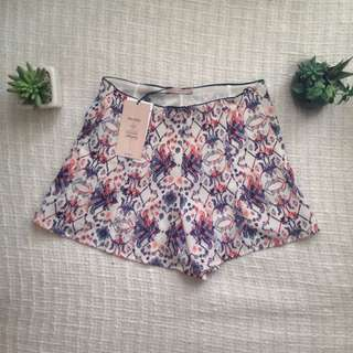 Berska Patterned Shorts