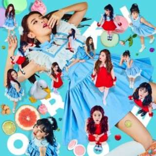 [PREORDER] Red Velvet 4th Mini Album - Rookie