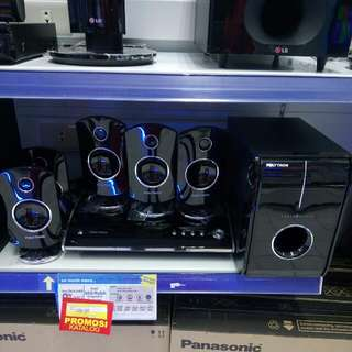 Kredit Cepat Polytron Home Theater PH500SR
