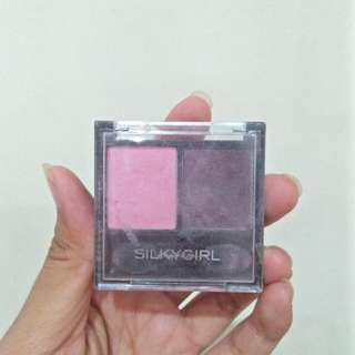 Silky girl Duo Eye Shadow