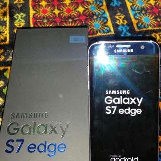 S 7 Edge 32 GB ,BNIB