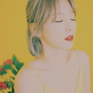 [PREORDER] Taeyeon First Album - My Voice