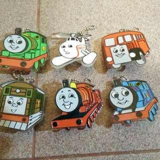Thomas 火車閃燈匙扣
