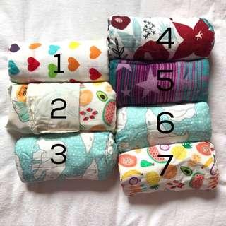 BN Tula Printed Blanket