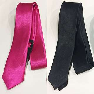 Brand New Silky Tie