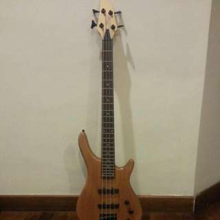 Short Scale Electric Bass for Beginners (Reserved)