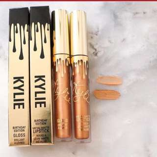 Lord Metal Matte Kylie Birthday Edition