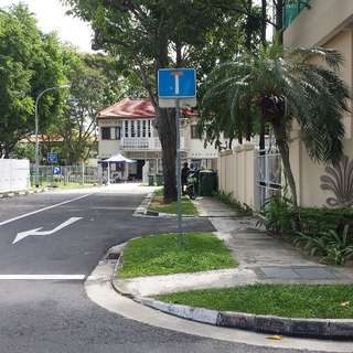 Property for Rent @ Jalan Sempadan (B&W house Concept)