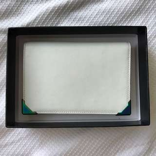 Alexander Wang Prisma Wallet (White)