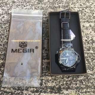 MEGIR Men Watch
