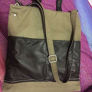 101 New York Preloved Men's Shoulder Bag