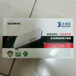 高速網路寬頻分享器