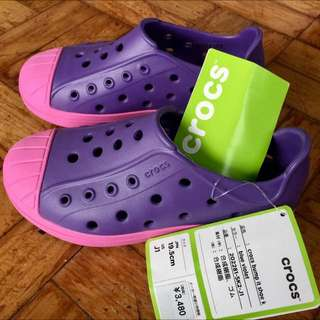 Authentic Crocs Kids Shoes J1
