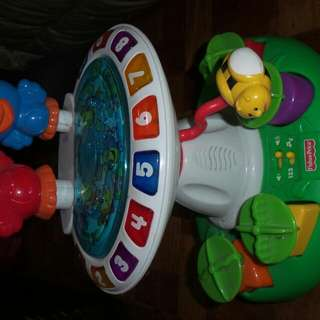 Fisher Price Counting Number
